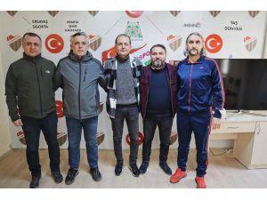 Isparta 32 Spor, Hakan Şimşek'e Emanet