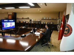 Gaziantep'te Türk-alman Yatırım, Ekonomi Ve İş Birliği Günü Toplantısı
