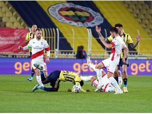 Antalyaspor Ligde 1-1 İlerliyor!