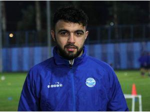 """Adana Demirsporlu Sinan Kurt: """"Hedefe Gitmek İçin Çok Maç Kazanmalıyız"""""""
