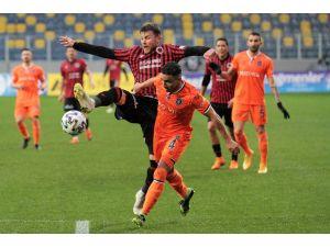 Süper Lig: Gençlerbirliği: 0 - M. Başakşehir: 1 (Maç Sonucu)
