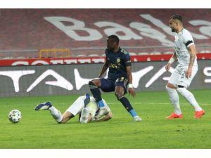 Süper Lig: Konyaspor: 0 - Fenerbahçe: 2 (Maç Devam Ediyor)