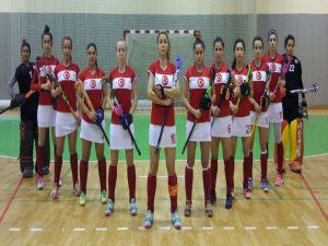 Avrupa Salon Hokey Şampiyonası'nın En İyisi Türkiye