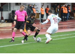 Süper Lig: A. Hatayspor: 2 - Göztepe: 3 (Maç Sonucu)