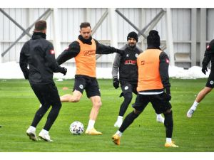 Konyaspor, Sivasspor Maçı Hazırlıklarını Tamamladı