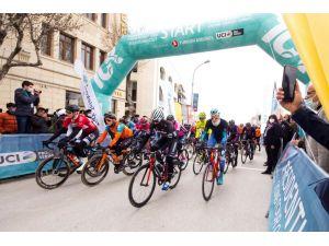 56. Cumhurbaşkanlığı Bisiklet Turu'nun İkinci Etabı Başladı