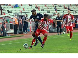 Ft Antalyaspor İle Çaykur Rizespor 25. Randevuda