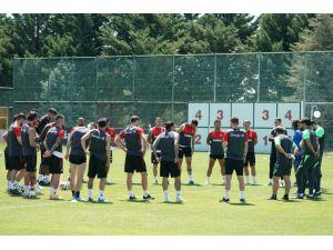 Gaziantep Fk, Hatayspor Maçı Hazırlıklarına Başladı