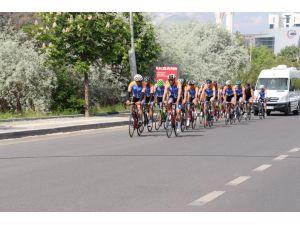 Afad Gönüllüleri Samsun'a Pedal Çeviriyor