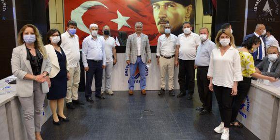 """Başkan Uysal: """"Kırcami'de geri dönüş yok"""""""