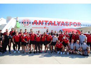 Antalyaspor'dan, Corendon Airlenes'le Tarihi Yolculuk