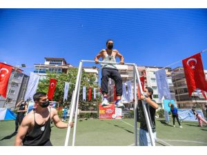 Pamukkale'yi 19 Mayıs Coşkusu Sardı