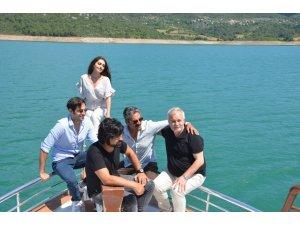 Dizi Oyuncuları Kozan'a Hayran Kaldı