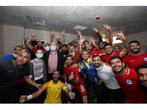 Sincan Belediyespor, Ankara D.s.i̇'yi 3-0 Mağlup Etti.