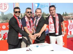 Antalyaspor, Fraport Tav İle İsim Sponsorluğunu 2 Yıl Uzattı