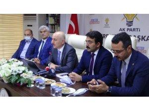 """Ulaştırma Bakanı Karaismailoğlu: """"Yapılması Planlanan Her Yatırıma Engel Olmaya Çalışıyorlar"""""""