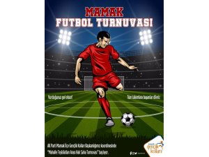 Ak Parti Mamak İ̇lçe Gençlik Kolları'ndan Mahalle Teşkilatları Arası Futbol Turnuvası