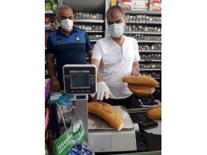 Kozan'da Düşük Gramajlı Ekmek Üreten Fırınlara Ceza