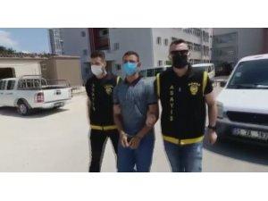 Cep Telefonu Kapkaççısı Tutuklandı