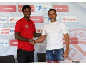 Haji Wright, Fta Antalyaspor'da