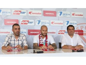 Fedor Kudriashov Yeniden Fta Antalyaspor'da