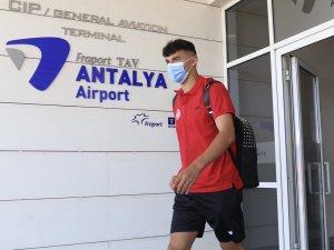 Ft Antalyaspor 3 Etap Kamp Çalışması İçin Erzurum'a Gitti