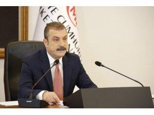 """Tcmb Başkanı Kavcıoğlu: """"2021 Yılsonu Enflasyon Tahminini Yüzde 12.2'den Yüzde 14.1'e Yükselttik"""""""