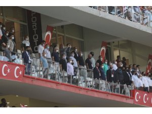 Süper Lig: Antalyaspor: 0 - Beşiktaş: 0 (Maç devam ediyor)