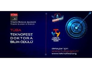 TÜBA TEKNOFEST Doktora Bilim Ödülleri'nin değerlendirme süreci tamamlandı