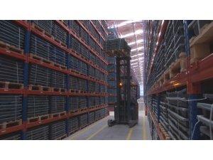 Türkiye madenciliğinin milli kütüphanesi olacak TÜVEK açılışı için gün sayıyor