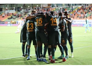 Süper Lig: Alanyaspor:  2- Kasımpaşa: 0