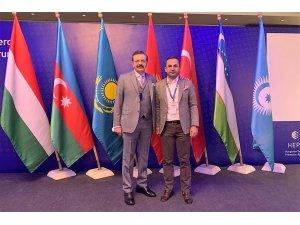 MATSO Başkanı Güngör, Macaristan'da Türk İş Forumuna katıldı