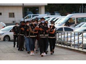 Ankara merkezli 3 ilde uyuşturucu baronlarına operasyon: 6 gözaltı