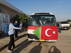 Türk Doktorlardan Sudan Halkına Sağlık Hizmeti