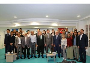 """Kazakistan Büyükelçisi Saparbekuly: """"Türkiye ile Kazakistan dosttan öte bir kardeştir"""""""