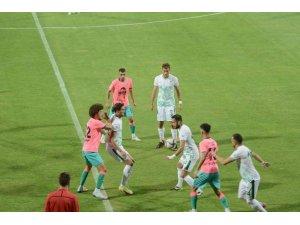 Isparta 32 Spor: 0 Kırşehir Belediyespor: 0