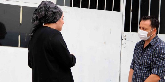 Antalya'da genç kıza kapkaç dehşeti
