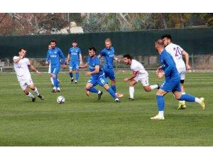 Ziraat Türkiye Kupası: Ankara Demirspor: 2 - Yomraspor: 1