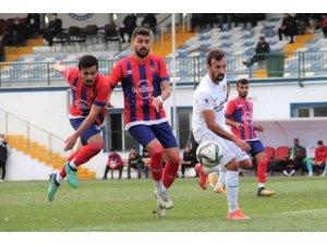 Ziraat Türkiye Kupası: Etimesgut Belediyespor: 0  - Kahta 02 Spor: 1