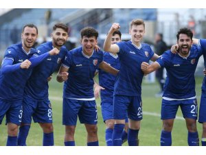 Ziraat Türkiye Kupası: Ankaraspor: 2 - İnegölspor: 0