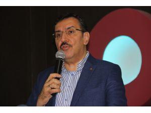 """Bakan Tüfenkci: """"Adaleti sokaklarda değil adliyelerde arayacağız"""""""