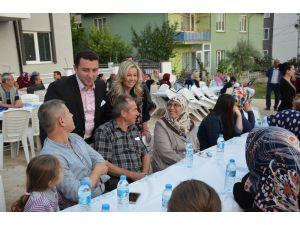 Başkan Bakıcı Orucunu Yeni Mahalle Sakinleri İle Birlikte Açtı