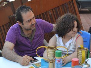 Çocuk Sanat Merkezi'nde Babalar Günü Kutlandı
