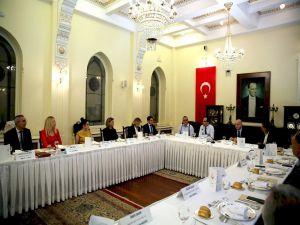 Sağlık Baklanlığı ve YASED gıda düzenlemeleri toplantısında buluştu