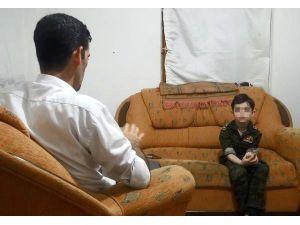Eşi iş arkadaşıyla kaçan Suriyeli, çocuğunun kaçırılmasından korkuyor