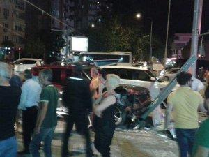 Antalya'da kaza: 2 ölü, 3 yaralı