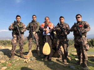 Şahballı'dan Afrin Operasyonu'na  destek!