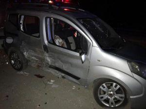 Korkuteli'de kaza: 1 ölü, 3 yaralı