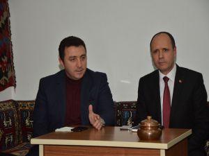 Başkan Bakıcı, Ak Parti Yönetim Kurulu Toplantısına Katıldı
