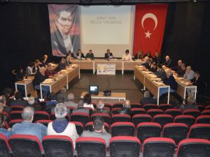Kuşadası Belediye Meclisi Şubat Ayı Olağan Toplantısı Yapıldı